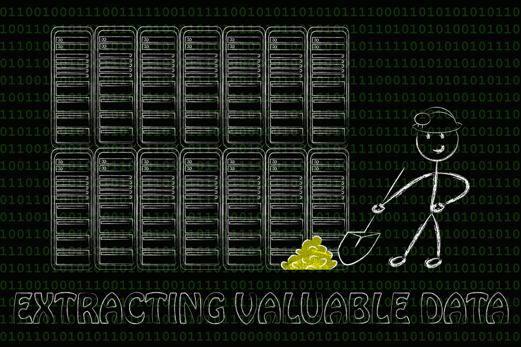 Extracting Big Data And Business Intelligence
